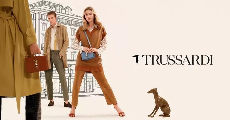 Trussardi Spring/Summer 2020 Campaign