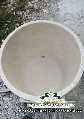 Gentong Air Bahan Terasso | Bak Mandi Unik