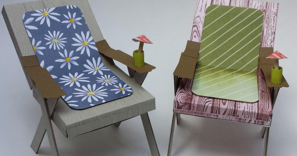 Eri 39 s kreativwerkstatt sommer sonne liegestuhl - Liegestuhl fur zwei ...