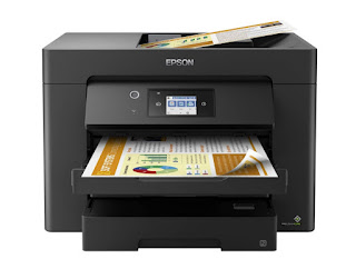 Epson WorkForce WF-7830 Driver Download, Review, Price