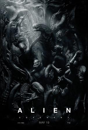 Film Alien: Covenant 2017