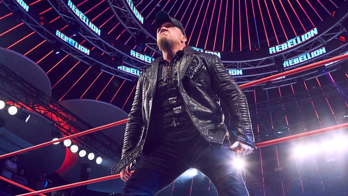 Sami Callihan explica o porquê assinou um novo acordo com a IMPACT Wrestling
