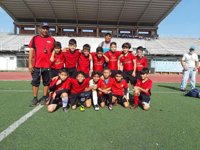 APURE: Escuela Polideportivo arrazó en Copa navidad de la liga Municipal Los Centauros