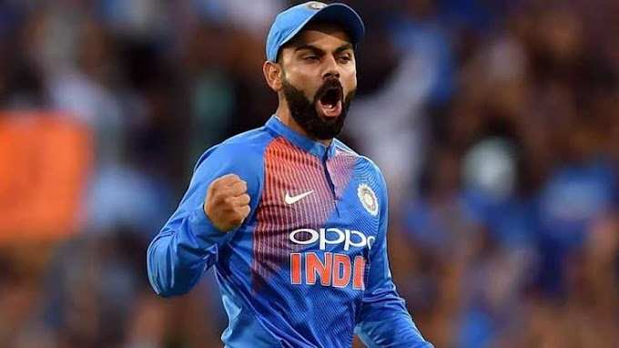 Virat Kohli soon replace MS Dhoni in terms of Brand Value