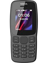 Spesifikasi Nokia 106 (2018) Dual SIM