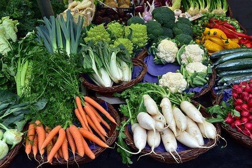 High protein vegetable diet