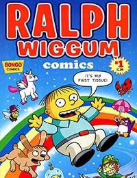 Simpsons One-Shot Wonders: Ralph Wiggum Comics