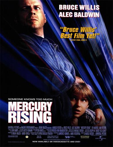 Ver Al rojo vivo (Mercury Rising) (1998) Online