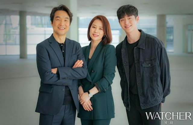Download Drama Korea Watcher Batch Subtitle Indonesia