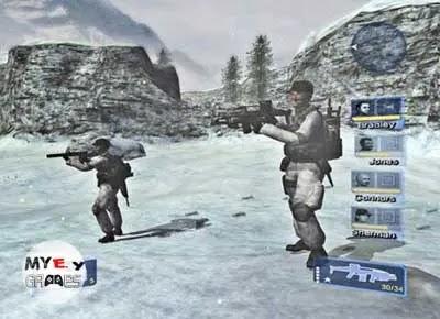 شرح لعبة عاصفة الصحراء 4 الأصلية كاملة للكمبيوتر مجانا