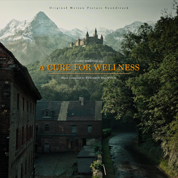 a cure for wellness soundtrack cover alternate benjamin wallfisch