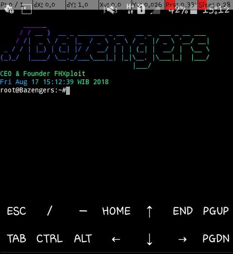 kumpulan perintah terminal emulator android