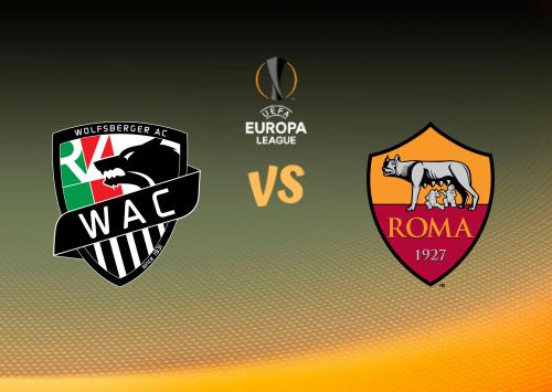 Wolfsberger AC vs Roma  Resumen
