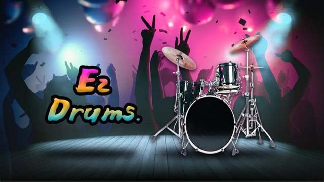 Easy Real Drums - Aplikasi Alat Musik Terbaik Untuk Smartphone Android