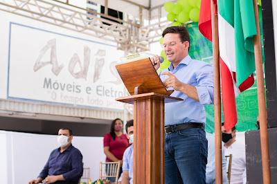 João Roma Neto sob as lentes do fotógrafo Romilson Almeida
