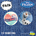 Kit de bottons - Frozen