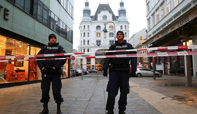 Τούρκοι φασίστες στην Αυστρία απειλούν υπουργούς της Αυστρίας!