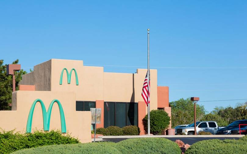 nicest mcdonald's in the us, 5 star mcdonalds