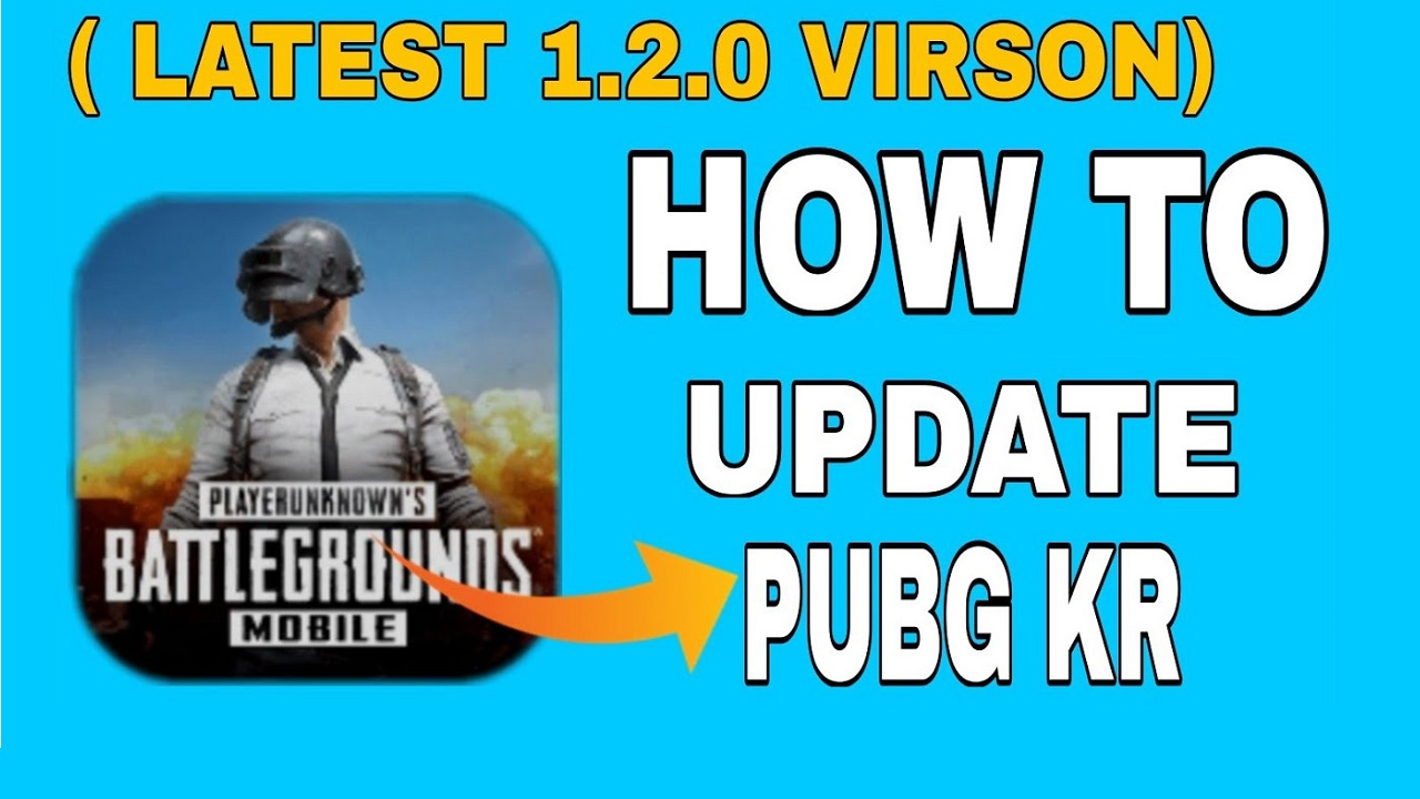 PUBG Mobile 1.2 Kr Version Update Out Now