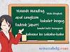 Contoh Penerapan Babasan Bahasa Sunda dalam Kalimat Beserta Artinya