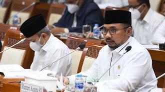 Menag Kecam Hoaks soal Haji Terkendala Utang: Berita Sampah