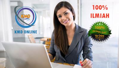 kmd online, pelatihan online, workshop online, program pelatihan, kekuatan pikiran, ali ma'ruf, kelas online