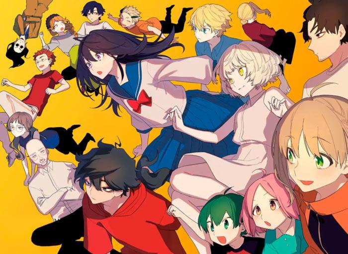 Act-age manga (Tatsuya Matsuki y Shiro Usazaki)