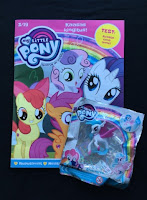 My Little Pony Silverstream Magazine Figure