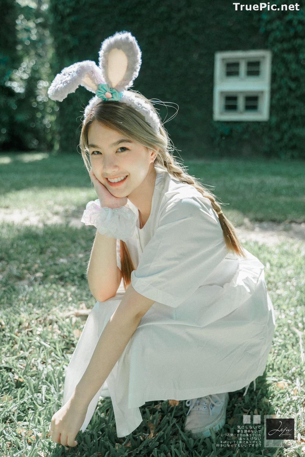 Image Thailand Cute Model - Napat Cdhg - Gam Bunny Girl - TruePic.net - Picture-6