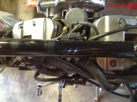 Bur's Biker Blog: Today's example of over-engineering-Harley