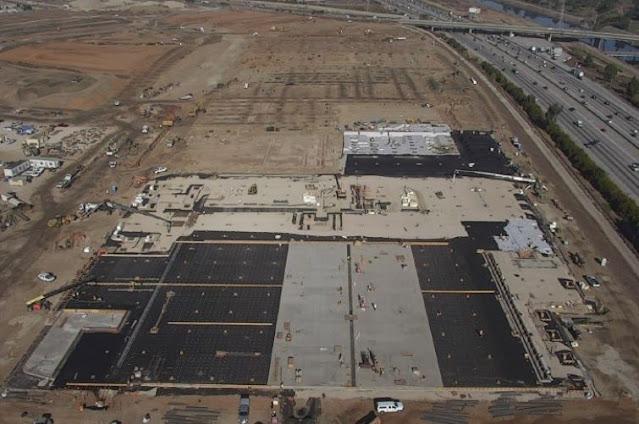 Carson landfill development project