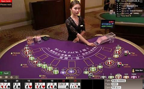 Hướng dẫn chơi Blackjack