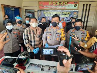Tim Buser Polresta Berhasil Tangkap Pelaku Curat Nasabah Bank