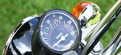 Macam-Macam Speedometer Pada Motor dan Apa saja Penyebab Umum Kerusakannya ?