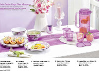 Cattleya Tupperware Promo Juli 2020