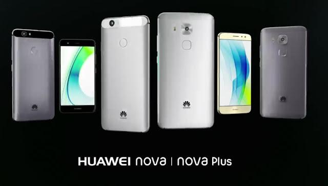 Huawei New Smartphones