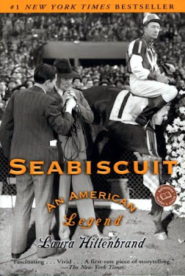 Seabiscuit by Laura Hillenbrand – Book rover