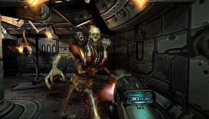أفضل ألعاب Sidequest Doom 3