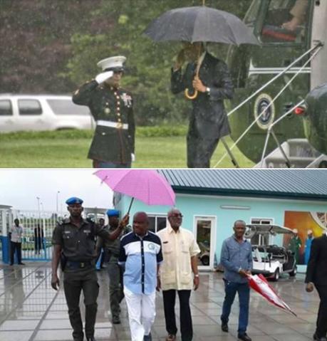 Between ex-US president, Barack Obama & Rivers state governor, Nyesom Wike