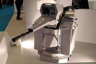 Sistem Senjata Remote Narwhal