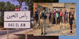"""اقتتال بين """"مرتزقة الجيش الوطني"""" في سري كانيه بسبب اغتصاب فتاة .. اخر التطورات الميدانية في المنطقة"""