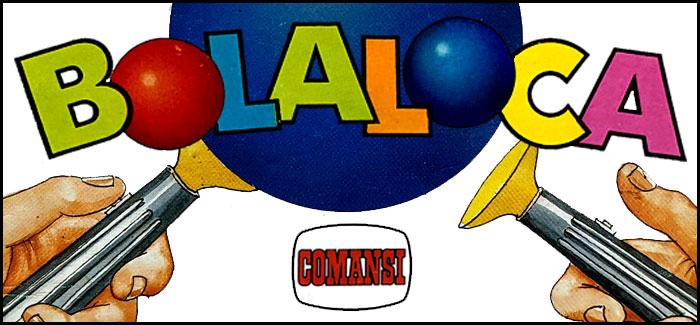 Bola Loca, el juego loco del verano (Comansi, 1980)