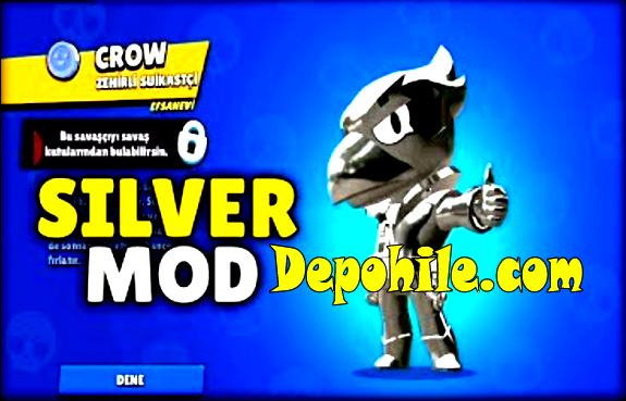 Brawl Stars Gümüş Karakterler Modu İndir Ekim 2020 (BrawlMetal)