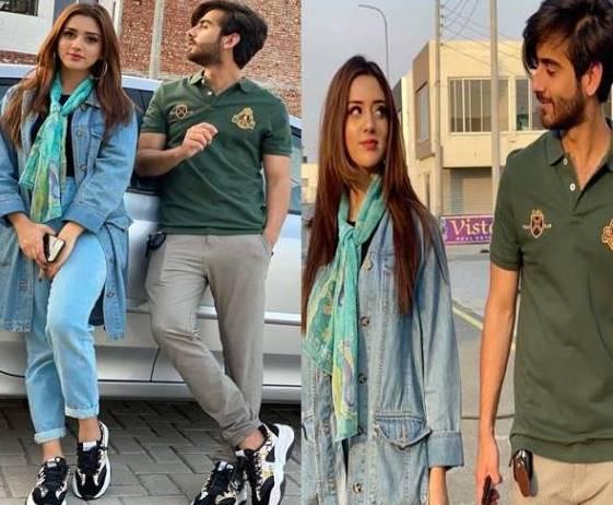 Umar Butt Clarifies about Engagement with Jannat Mirza