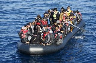 اللاجئين التونسيين، النائب ياسين العيّاري، الهجرة السرية، تونس، قيس سعيّد، حربوشة اخبار