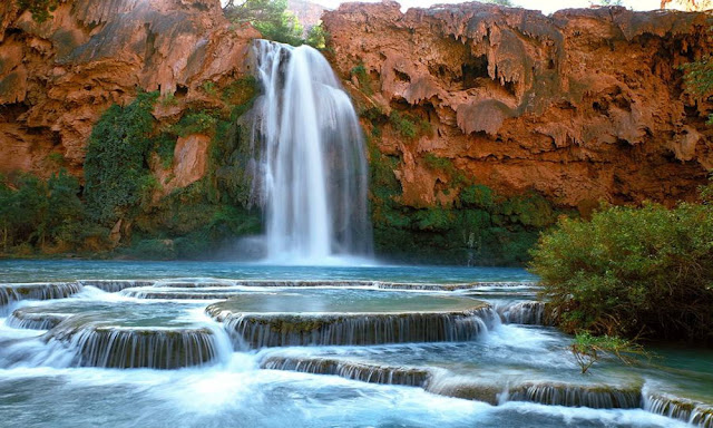 The 10 most amazing falls on earth