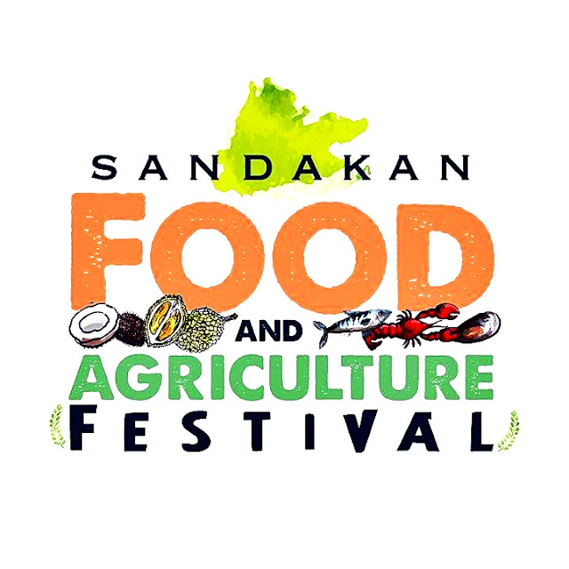 Sandakan Food And Agriculture Festival Logo