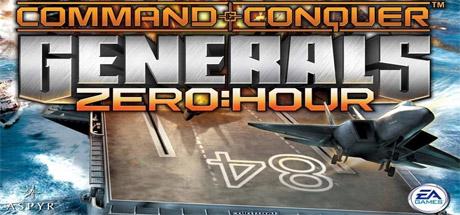 تحميل لعبة command and conquer generals zero hour مضغوطة