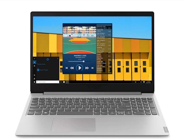 Lenovo Ideapad S145 AMD Ryzen 3 3200U 15.6 inch (39.62 cms) Full HD Thin and Light Laptop (4GB/1TB HDD/Windows 10/Platinum Grey/1.85Kg), 81UT00KWIN