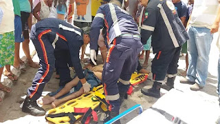 Médico estaciona carro, esquece de puxar freio de mão e morre atropelado em Mulungu, PB